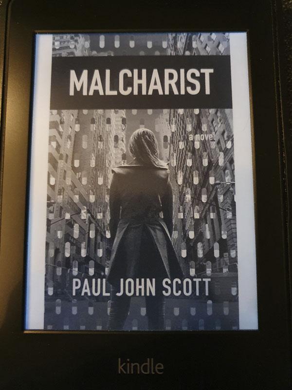 Kansikuva (Malcharist, Paul John Scott)